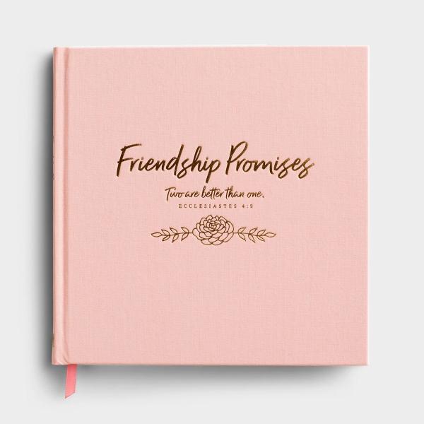Friendship Promises - Gift Book