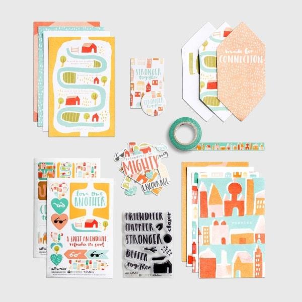 Illustrated Faith - Stronger Together - Devotional Kit