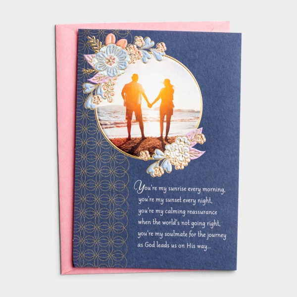 Birthday - One I Love - Ocean - 1 Greeting Card