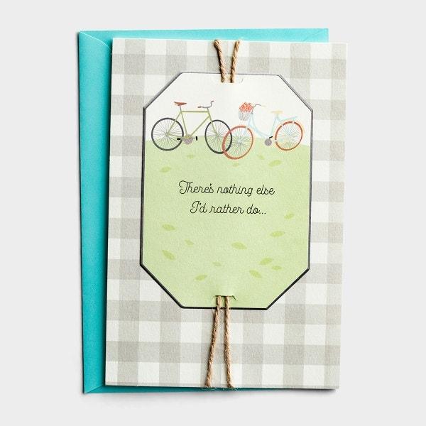 Birthday - For Him - Bikes - 1 Premium Card