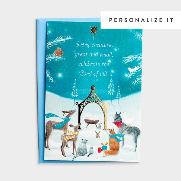Every Creature - 18 Christmas Boxed Cards