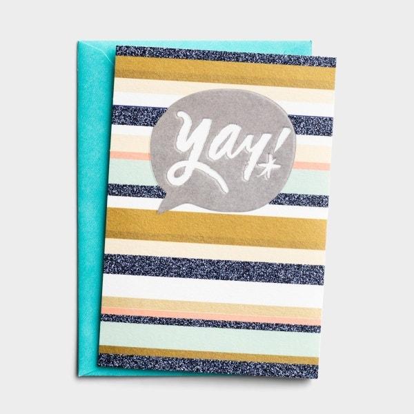 Birthday - Best Day Ever - 1 Premium Card