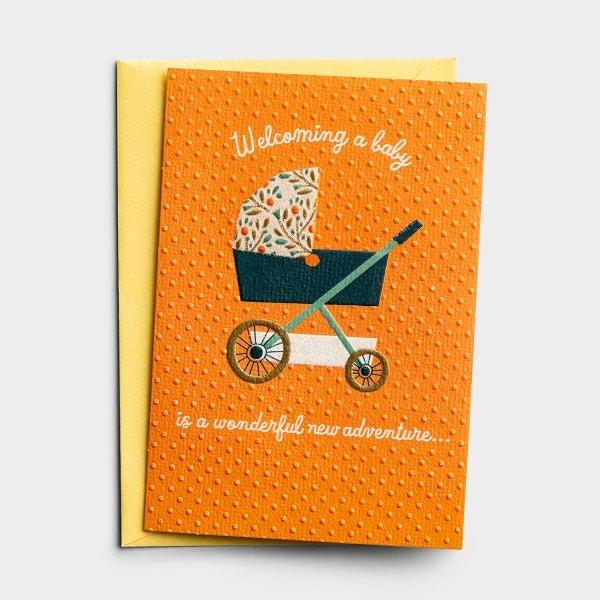 Baby - New Adventure - 1 Premium Card