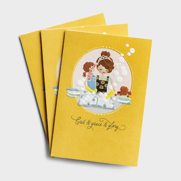 Hey Momma - What Moms Are Made Of - 3 Premium Cards