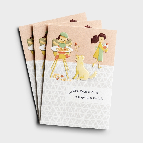 Hey Momma - You Are Seen - 3 Premium Cards
