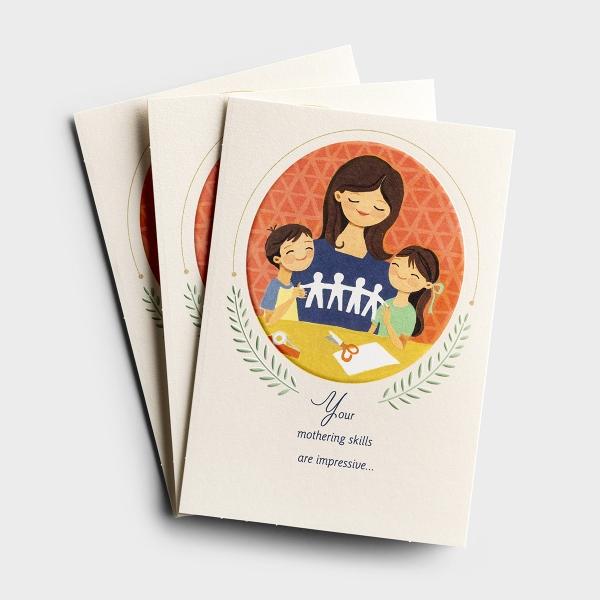 Hey Momma - You're Impressive - 3 Premium Cards