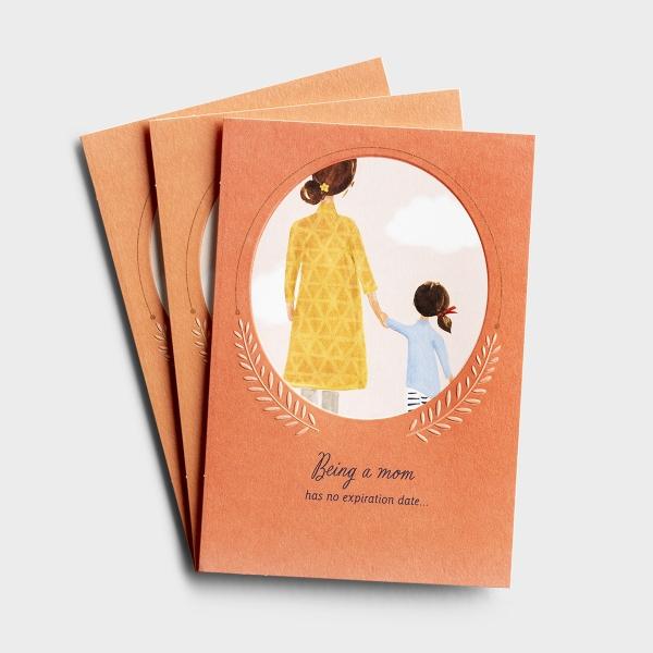 Hey Momma - Forever Mom - 3 Premium Cards