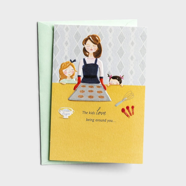 Hey Momma! - For Grandma - 1 Premium Card