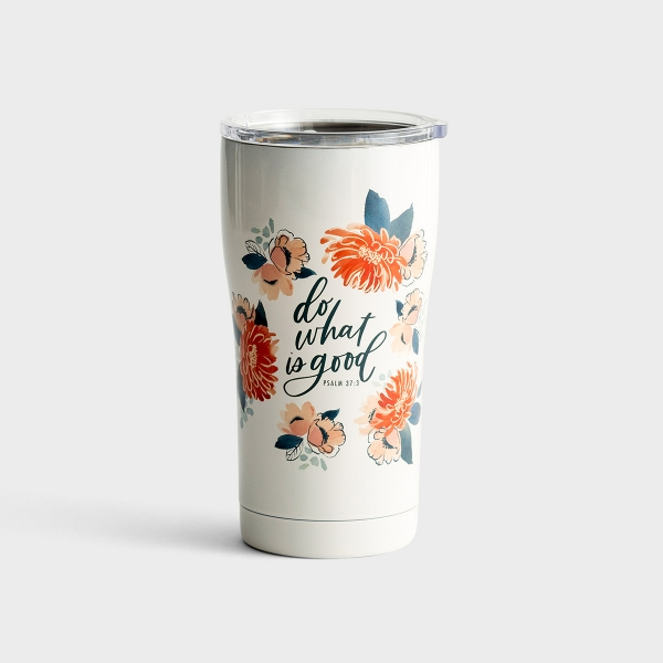 Studio 71 - Do What Is Good - Stainless Steel Tumbler