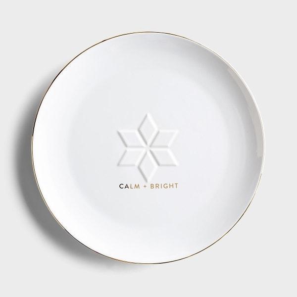 Candace Cameron Bure - Calm + Bright Dessert Platter