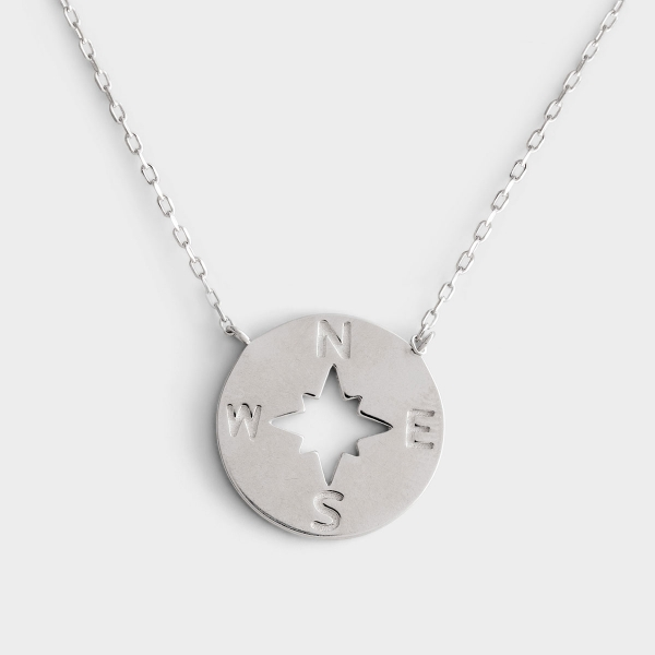 This beautiful sterling silver necklace is a costant comforting reminder that God  has good plans for you. The classic style goes well with any outfit and is a  perfect way to share your faith.