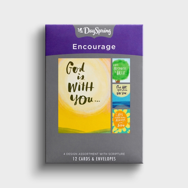 Encouragement - Simple Truths - 12 Boxed Cards