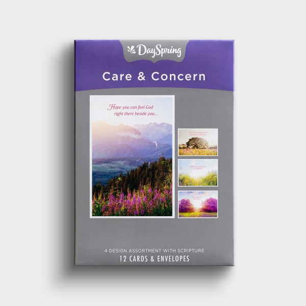 Care & Concern - Trying Times - 12 Boxed Cards