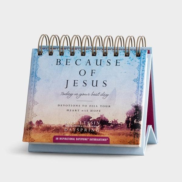 Because of Jesus - Perpetual Calendar