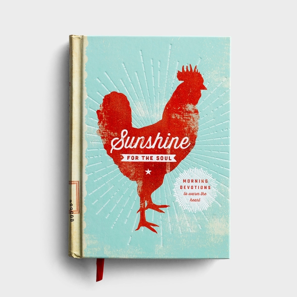 Sunshine for the Soul: Morning Devotions to Warm the Heart - Devotional Gift Book