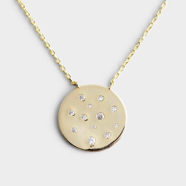 Eternal Light - Gold Necklace