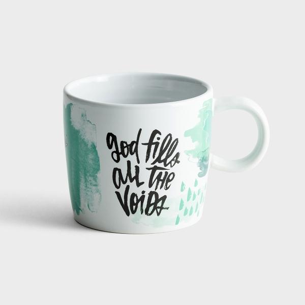 Katygirl - I Am Enough - Ceramic Mug