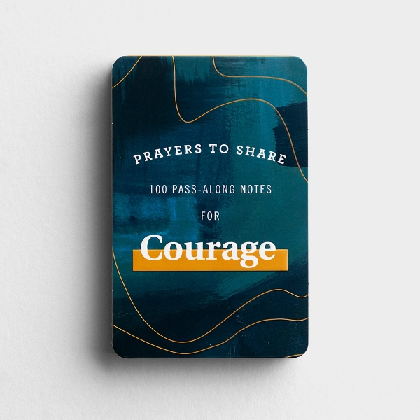 (in)courage - Prayers to Share: 100 Pass-Along Notes For Courage