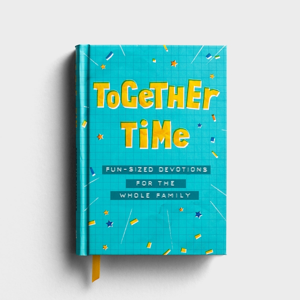 Together Time: Fun-Sized Devotions for the Whole Family - Devotional