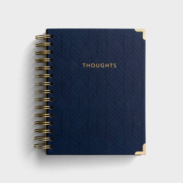 Thoughts - Scripture Journal with The Comfort Promises™