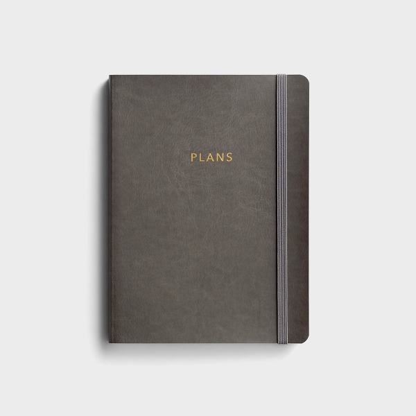 Plans - Leather Journal