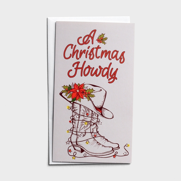 Little Inspirations - Howdy - 16 Christmas Boxed Cards