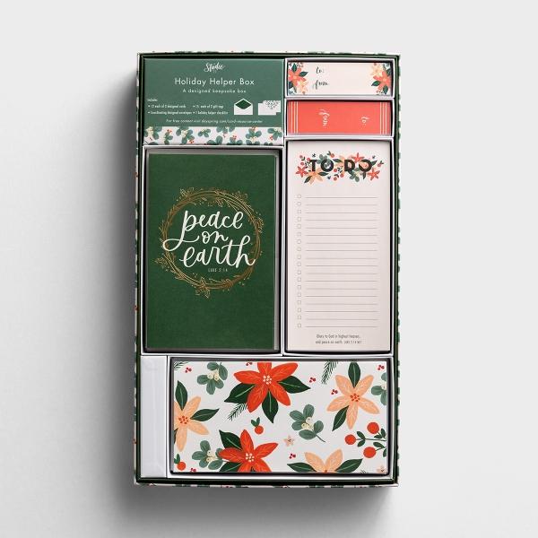 Studio 71 - Festive Florals - Holiday Helper Box