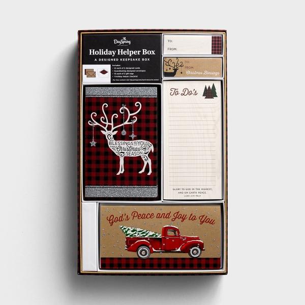 A Cozy Christmas - Holiday Helper Box