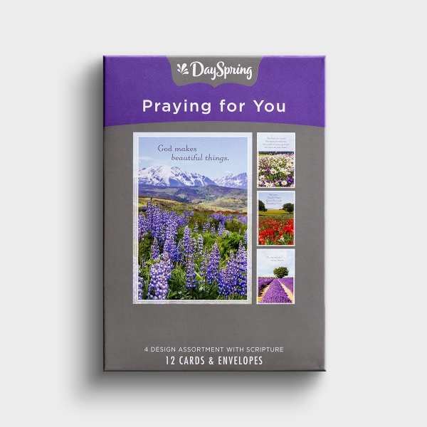 Praying for You - Landscapes - 12 Boxed Cards