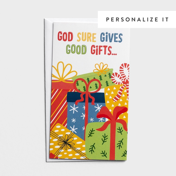 Little Inspirations - God's Gifts - 16 Christmas Boxed Cards