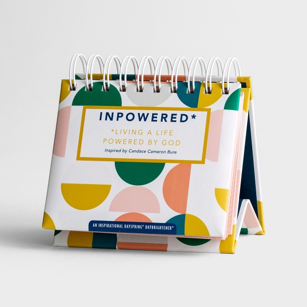 Candace Cameron Bure - Inpowered - Perpetual Calendar