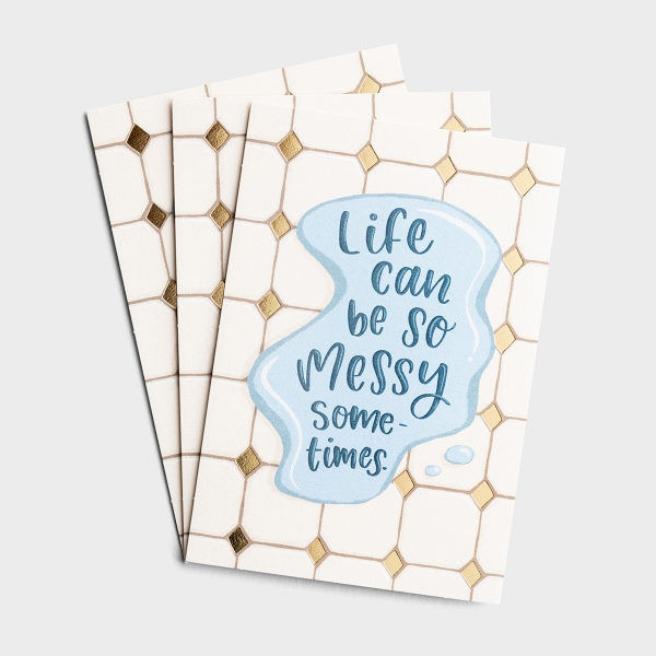 The Struggle Bus - Everyday Empathy - Life Can Be Messy - 3 Premium Cards