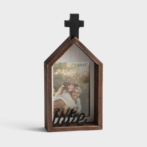 Love - Decorative Photo Frame