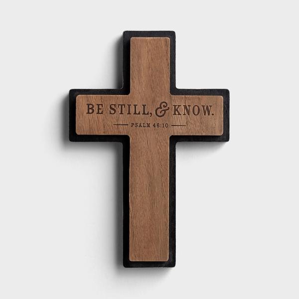 Be Still & Know - Wall Cross