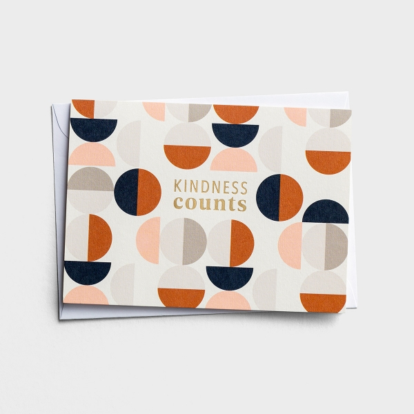 Candace Cameron Bure - Kindness Counts - 40 Note Cards - Blank