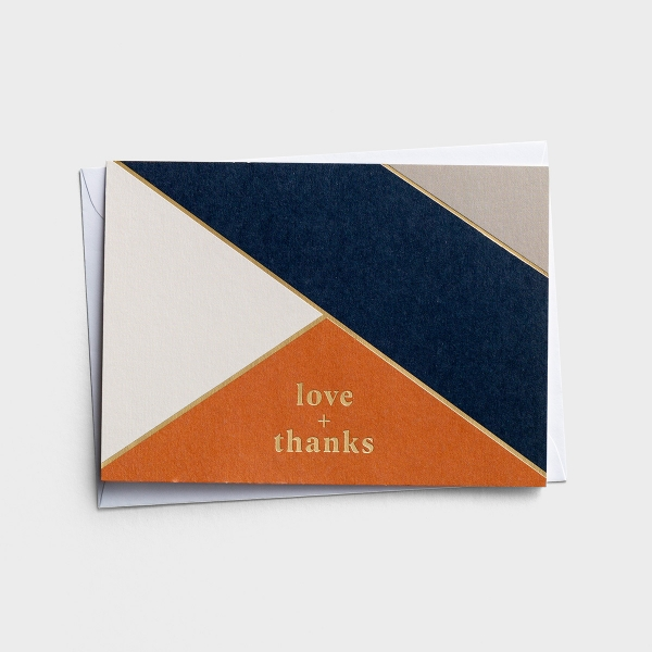 Candace Cameron Bure - Love And Thanks - 40 Note Cards - Blank