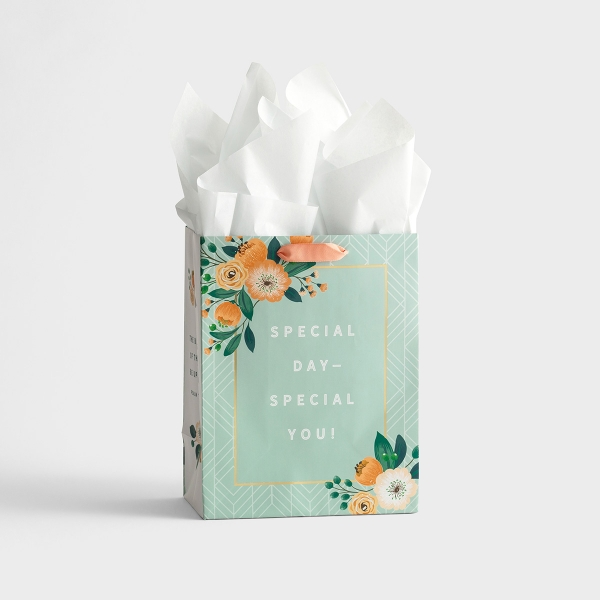 Special Day Special You - Medium Gift Bag with Tissue