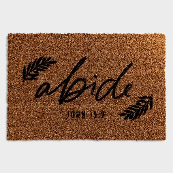 """Studio 71 - Abide - Coir Doormat 18""""x30"""""""