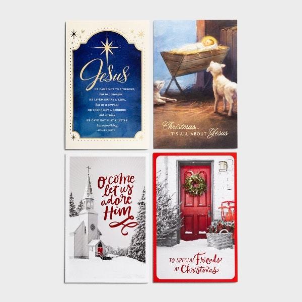 Christmas Classics - 60 Christmas Boxed Cards