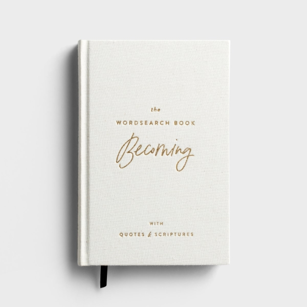 Margot + Co - The Wordsearch Book: Becoming with Quotes & Scriptures