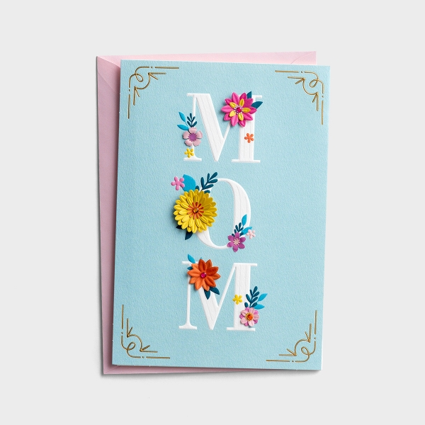 Mother's Day - God Gave Me You - 1 Premium Card