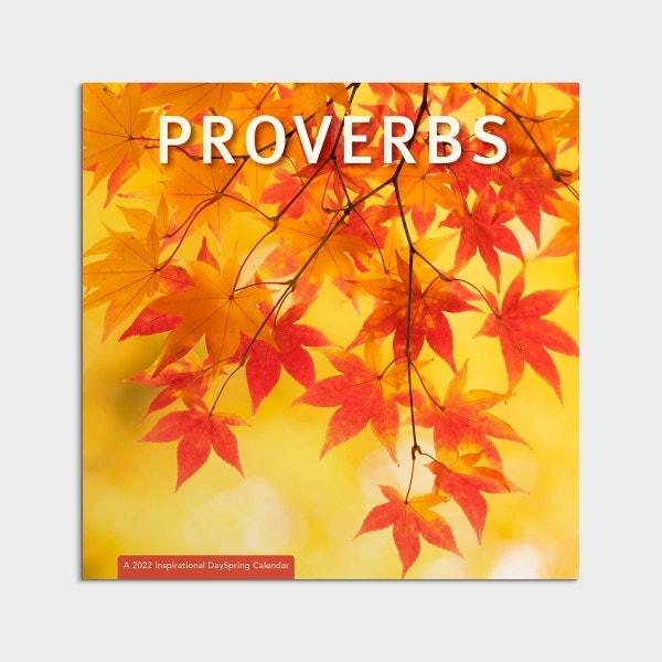 Proverbs - 2022 Wall Calendar