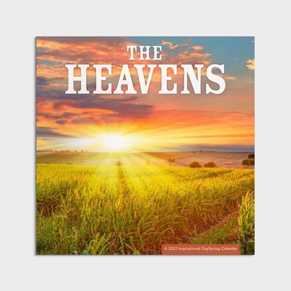 The Heavens - 2022 Wall Calendar