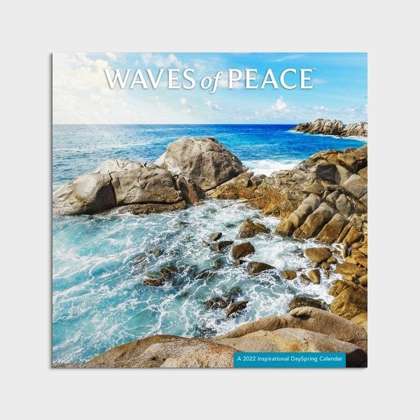 Waves of Peace - 2022 Wall Calendar