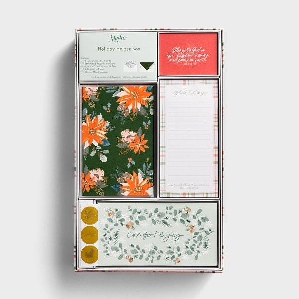 Studio 71 - Comfort, Joy & Glad Tidings - Holiday Helper Box
