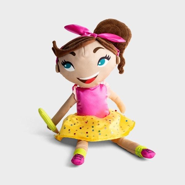 Maghon Taylor - Betty Confetti - Plush Doll