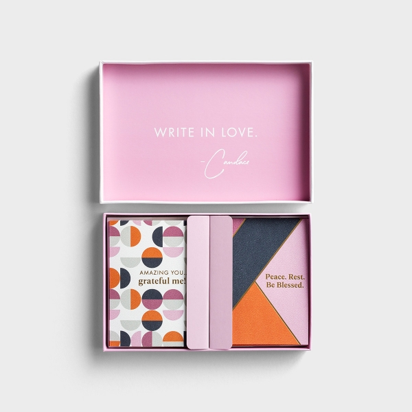 Candace Cameron Bure - Write in Love - Everyday Card Set with Keepsake Box