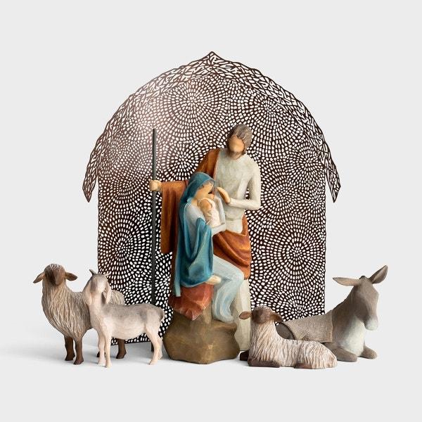 The Holy Family - Willow Tree Nativity Set