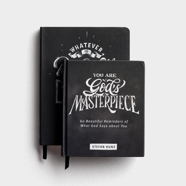 Stefan Kunz - Book & Journal - Gift Set