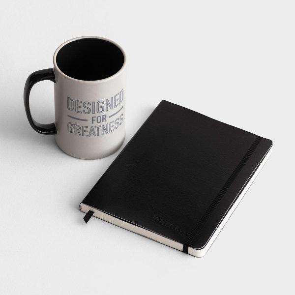 Just Think - Journal & Mug Gift Set
